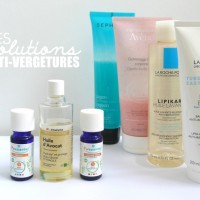 Mes solutions anti-vergetures