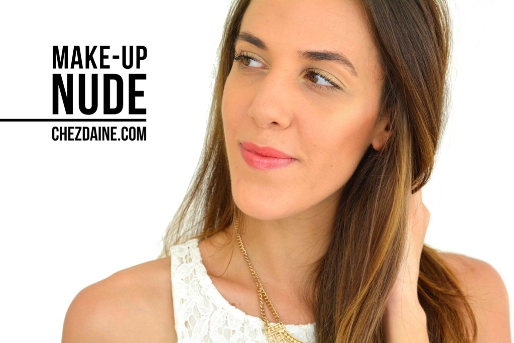 make-up nude