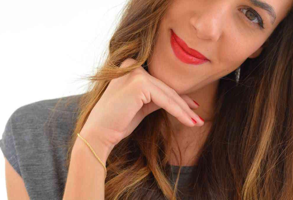Daïne, blogueuse beauté