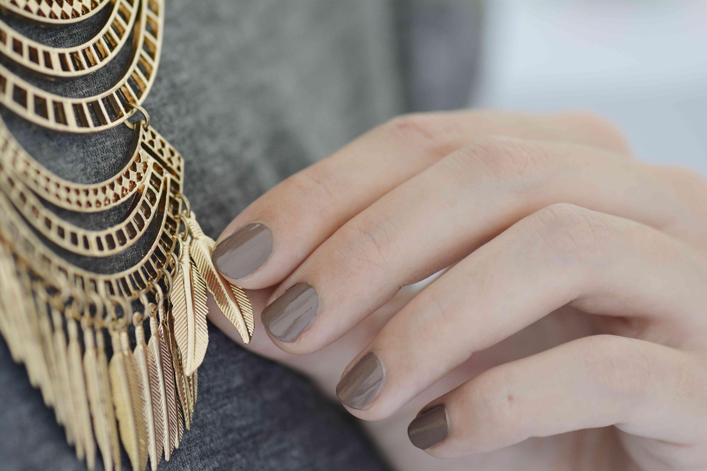vernis à ongles automne