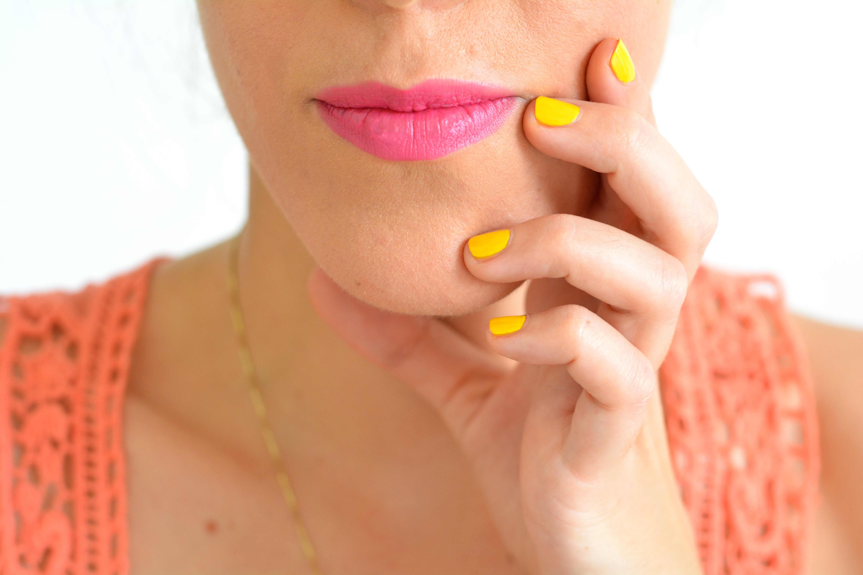 Vernis a ongles PEGGY SAGE été - Olivia 5041 (jaune)